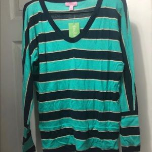 NWT Lily Pulitzer Autumn sweater size small